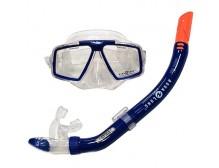 Комплект AQUA LUNG SPORT маска Cozumel Pro и трубка Airent Pro