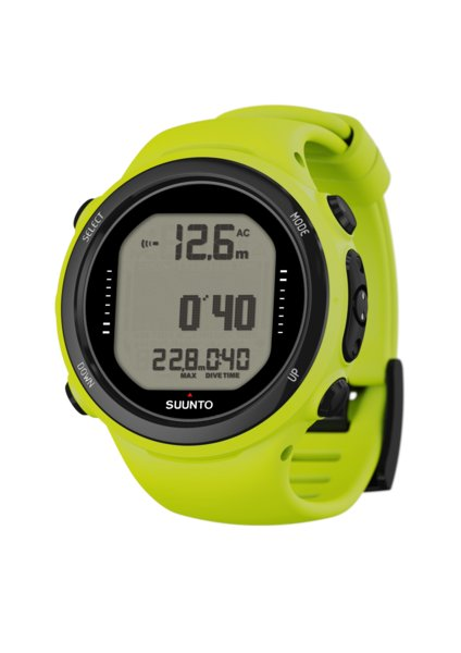 Suunto D4i Novo yellow
