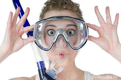 Для снорклинга и подводного плавания