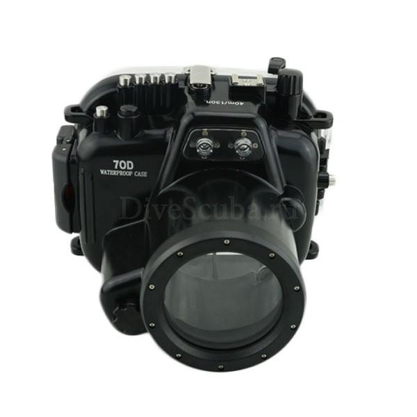 Подводный бокс Meikon для Canon EOS 70D