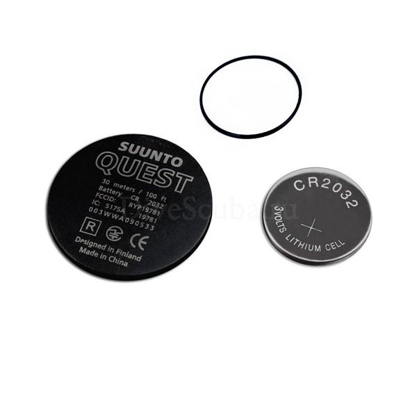 Комплект для замены батареи SUUNTO QUEST