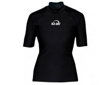 Гидромайка лайкровая iQ, женская, черная UV300+