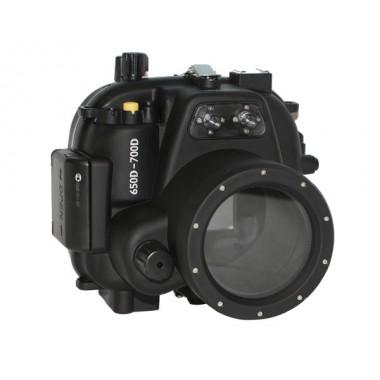 Подводный бокс Meikon для Canon 650D, 700D