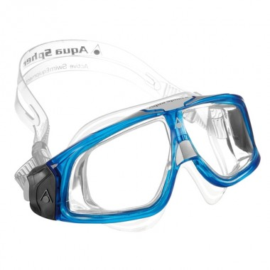 Очки для плавания Aqua Sphere Seal ll с прозрачными линзами