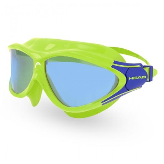 Очки для плавания HEAD REBEL JR, для водного спорта для детей