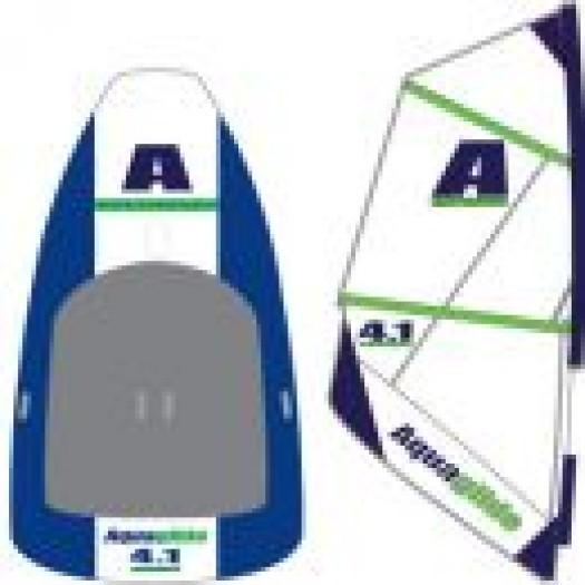 Надувной виндсёрфинг Aquaglide Multisport 4.1