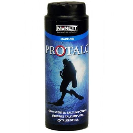 Тальк для манжет сухих костюмов McNETT Protalc 100г