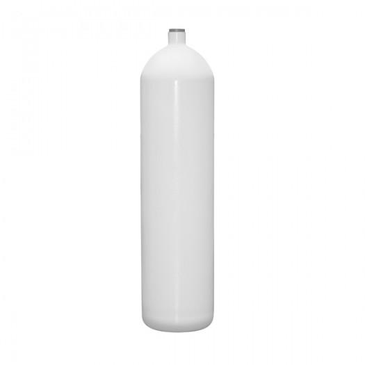 Баллон Euro Cylinder 12 литров, плоское дно, сталь
