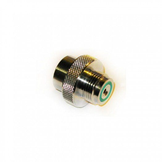 Переходник G5/8 DIN 232Bar (мама) - M26 NITROX (папа)