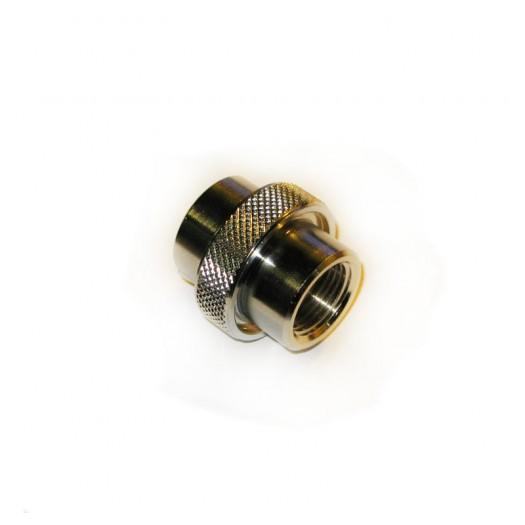 Переходник G5/8 DIN 232Bar (мама) - 232Bar (мама)