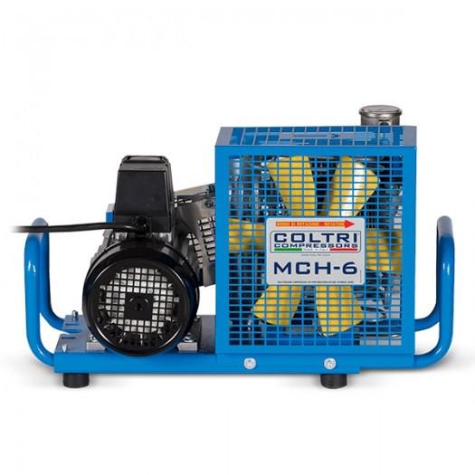 Компрессор COLTRI MCH-6-EM, однофазный 230V50Hz, 80л/мин, цв.синий