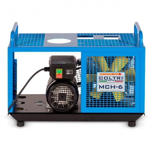 Компрессор COLTRI MCH-6-EM-COMPACT, однофазный 230V50Hz, 80л/мин, цв.синий