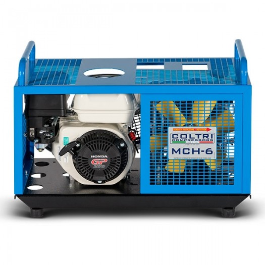 Компрессор COLTRI MCH-6-SH-COMPACT, бензиновый Honda, 100л/мин, цв.синий