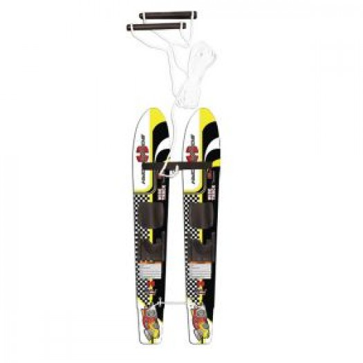 Детские лыжи Wide Track Traners 117 см