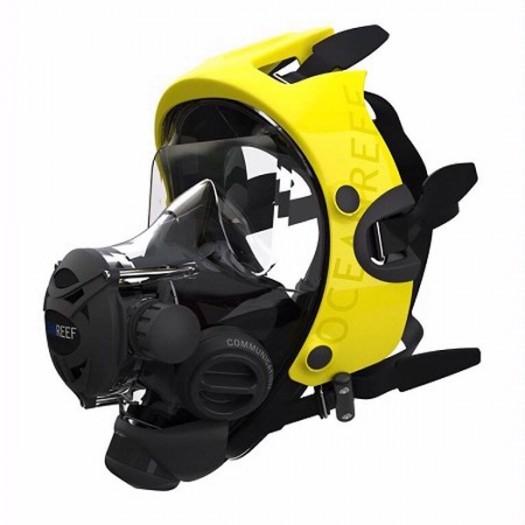 Полнолицевая маска Oceanreef Space Extender