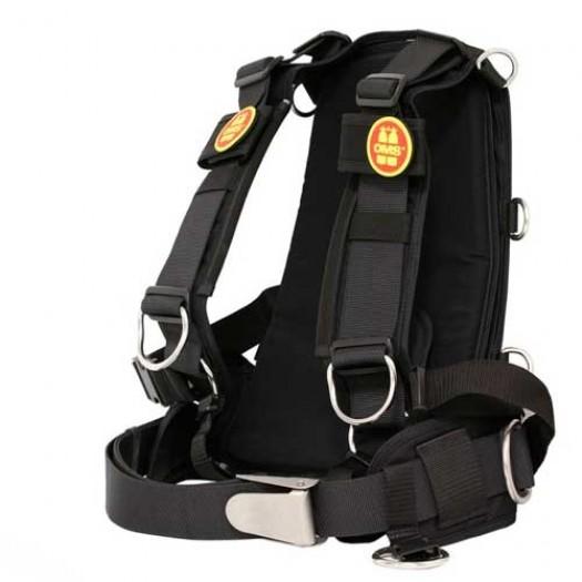 Мягкая облегченная подвесная система OMS IQ Travel Backpack