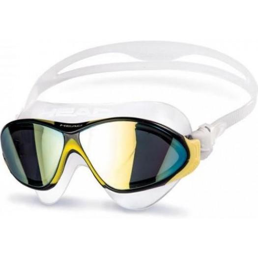 Очки-маска для плавания HEAD HORIZON с зеркальными линзами с зеркальными линзами