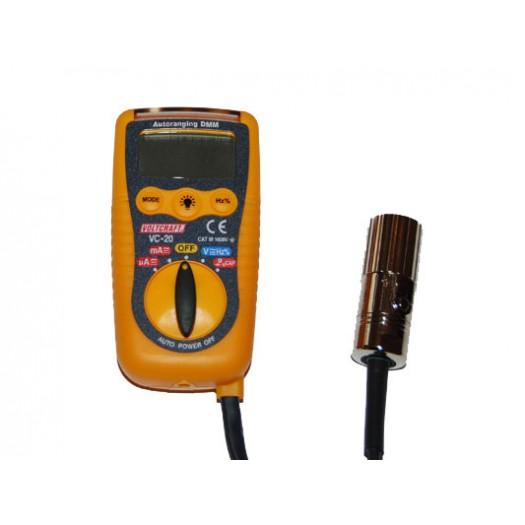 Измеритель емкости батареи BONEX