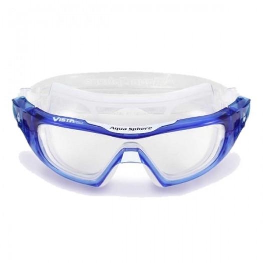 Очки для плавания Aqua Sphere Vista PRO с прозрачными линзами