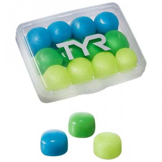Беруши для бассейна TYR Kids' Soft Silicone Ear Plugs