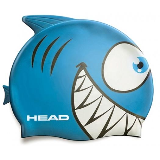 Шапочка для плавания HEAD METEOR, для детей