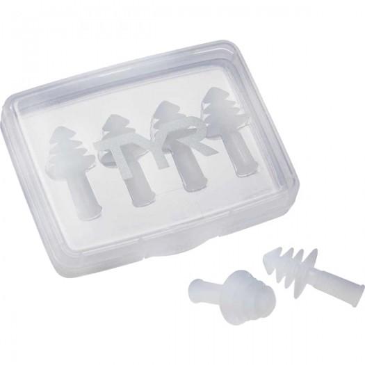 Беруши для бассейна TYR Ergo Flex Ear Plugs