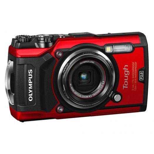 Камера Olympus TG 5