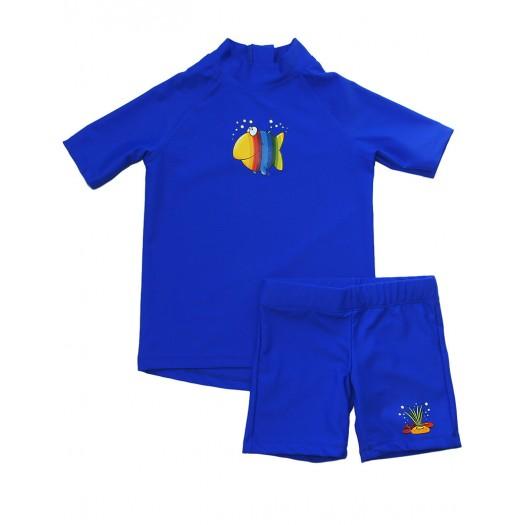 Комплект MiaCarlo: футболка +шорты детские iQ UV 300+