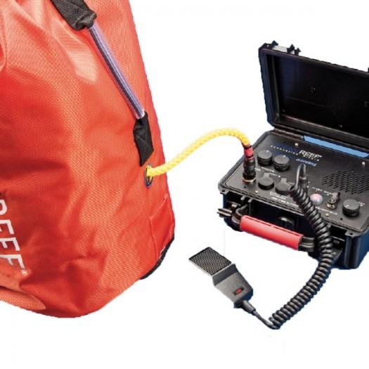 Наземная аудиостанция проводной подводной связи Alpha Pro X-divers