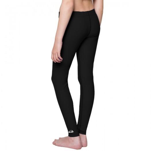 Штаны плавательные детские Leggings iQ UV 300+, черный