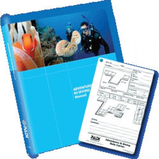 Учебник AOWD Adventures in Diving PADI