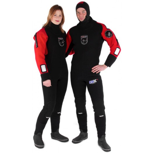 Сухой костюм Ndiver CNX-2RI