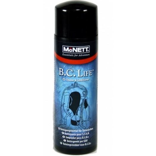 Очиститель и кондиционер для жилетов B.C.Life 250мл