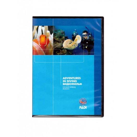 DVD PADI Adventures in Diving