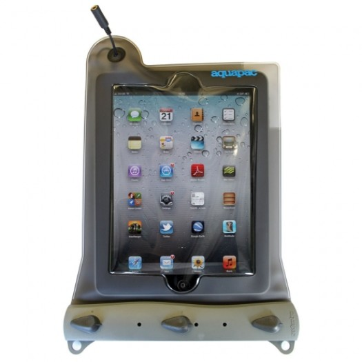 Герметичный чехол AQUAPAC для iPad, с аудиовыводом