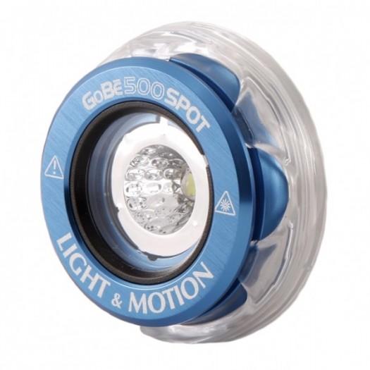 Головка фонаря Light and Motion GoBe 500 Spot