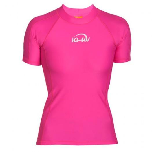 Гидромайка лайкровая iQ, женская, розовая UV300+
