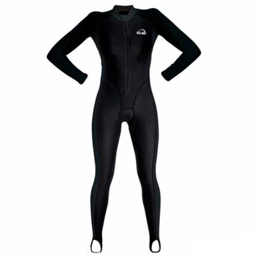 Гидрокостюм лайкровый iQ, женский UV300+ черный