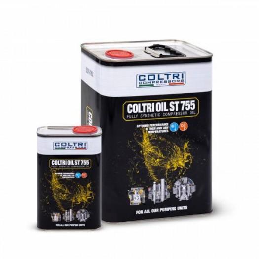 Масло компрессорное синтетическое Coltri ST755, 1л