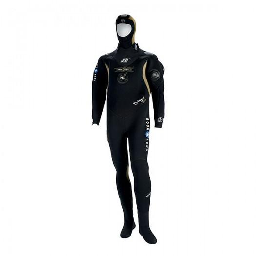 Сухой костюм Aqua Lung Blizzard Pro 2011 мужской 4 мм