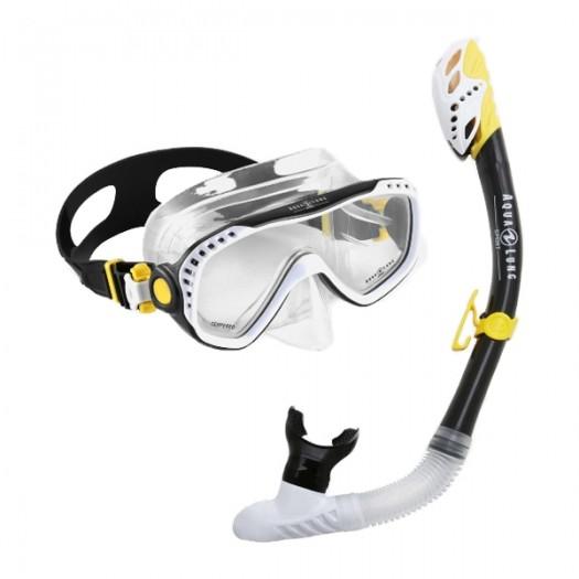 Комплект маска и трубка Aqua Lung Compass