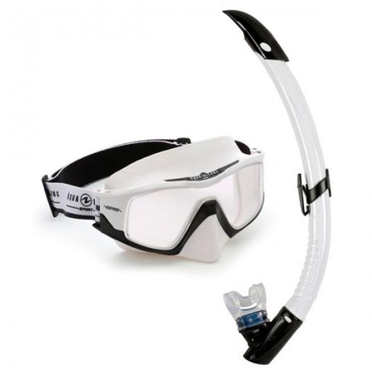 Комплект маска и трубка Aqua Lung Combo Versa