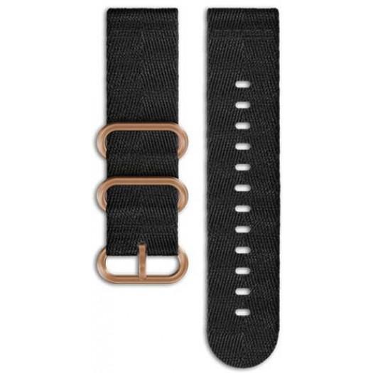 Ремешок SUUNTO Essential Copper Black текстильный