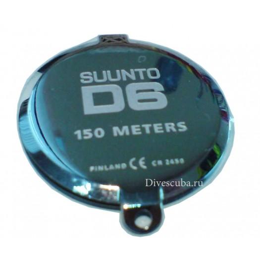 Задняя крышка Suunto D6