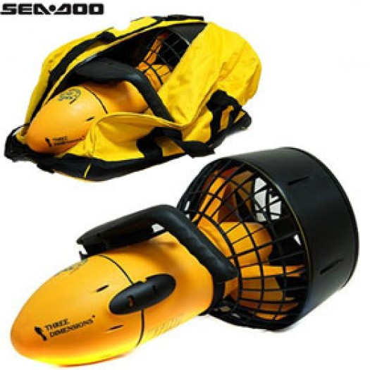 SEA-DOO Seascooter Подводный буксировщик