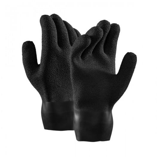 Перчатки WaterProof Latex Dryglove HD Short