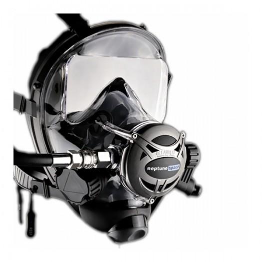 Полнолицевая маска OCEAN REEF Neptune SPACE
