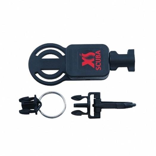 Ретрактор XS Scuba для крепления наручных приборов