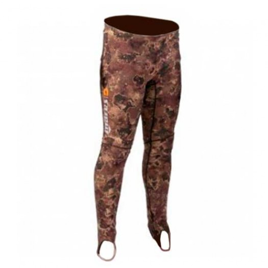 Лайкровые штаны MARES RASH GUARD коричневый камуфляж