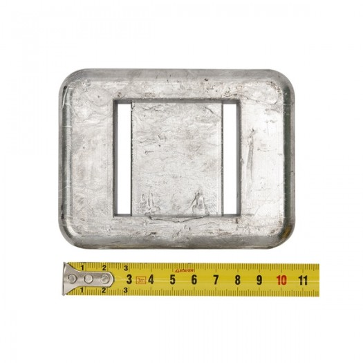Груз свинцовый 1 кг